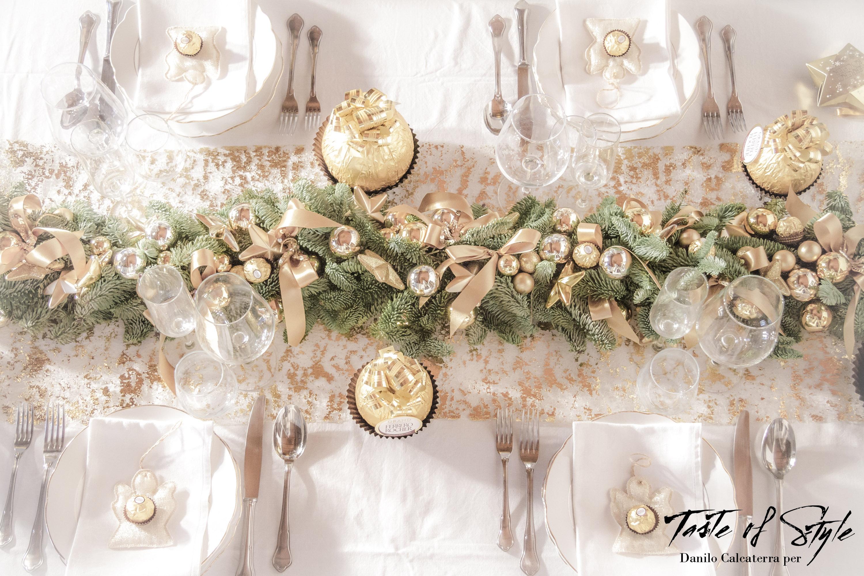 Quando la tavola di natale si veste d 39 oro taste of style - Tavola valdese progetti approvati 2015 ...