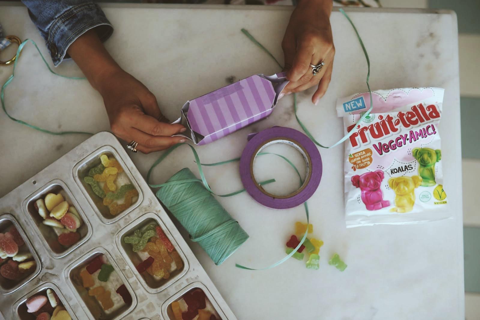 DIY: come creare goodies per le feste
